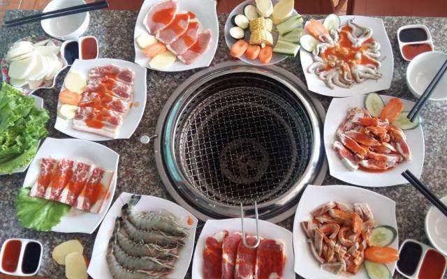 KF BBQ - Cơm Gà BBQ & Lẩu Nướng