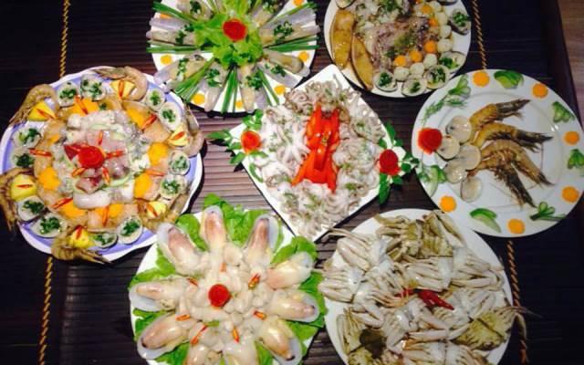 TOP 10 địa chỉ QUÁN CÓ MÓN HẢI SẢN NGON mới nổi ở Sơn La – VIỆT NAM