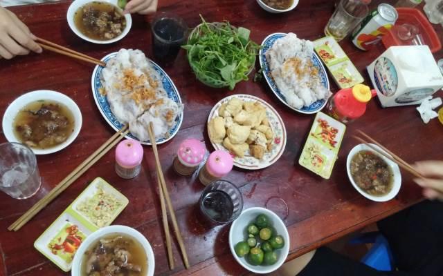 TOP 10 địa chỉ QUÁN CÓ MÓN BÁNH CUỐN NGON mới nổi ở Phú Thọ – VIỆT NAM