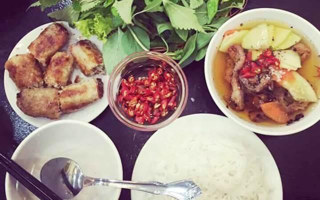 Bún Chả Tứ Linh - Hoàng Dư Khương