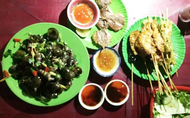 TOP 10 địa chỉ QUÁN CÓ MÓN ỐC XÀO NGON mới nổi ở Phú Yên – VIỆT NAM