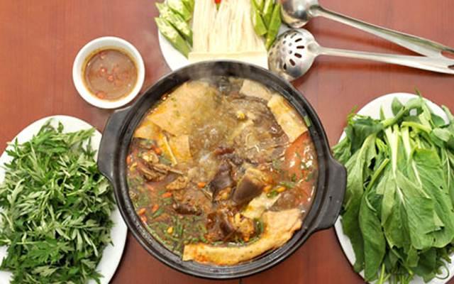 Lẩu Dê Phong Lưu - Quách Điêu