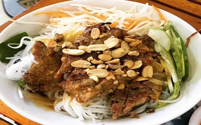Anh Khoa - Ram Thịt Nướng