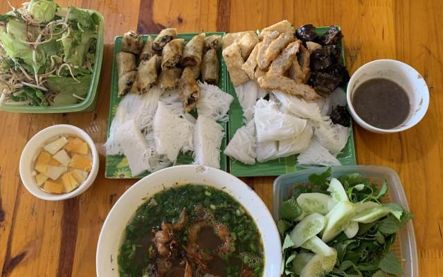 TOP 10 địa chỉ QUÁN CÓ MÓN MẮM TÔM NGON mới nổi ở Ninh Bình – VIỆT NAM