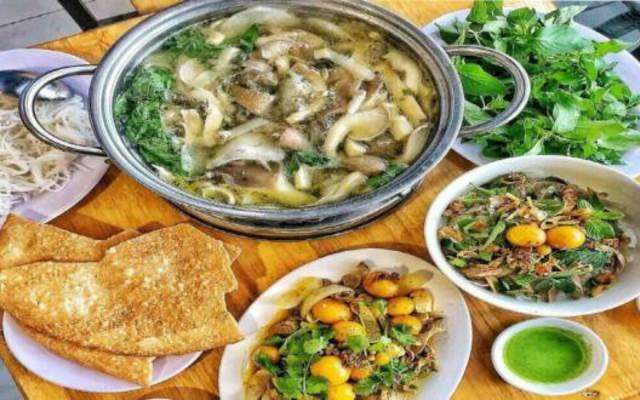 TOP 10 địa chỉ QUÁN CÓ MÓN BÚN CÁ NGON mới nổi ở Thái Nguyên – VIỆT NAM